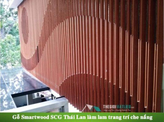 giá gỗ scg smartwood thái lan