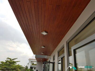 gỗ ốp trần nhà SCG smartwoodgỗ ốp trần nhà SCG smartwood