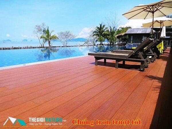 Sàn gỗ nhân tạo Smartwood SCG Thái Lan