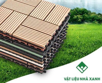 báo giá vỉ gỗ lót sàn