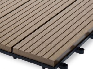 vỉ gạch gỗ nhựa