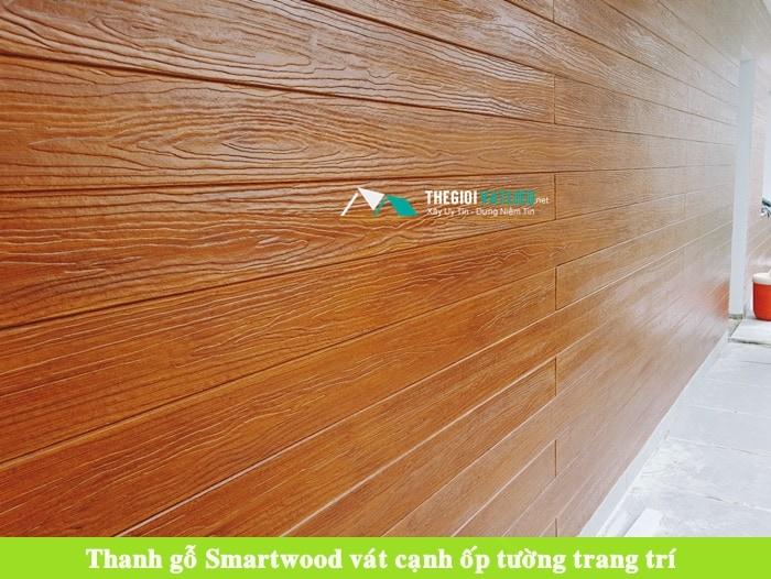 bảng giá gỗ ốp tường