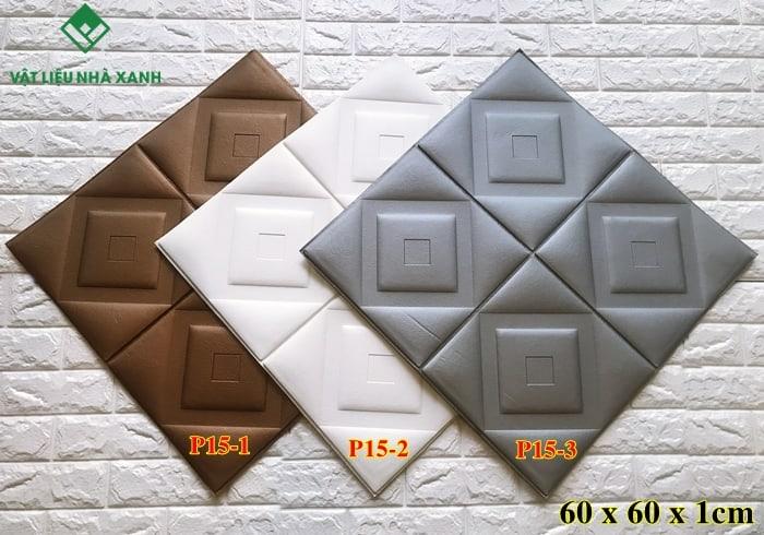 giá các loại xốp dán tường