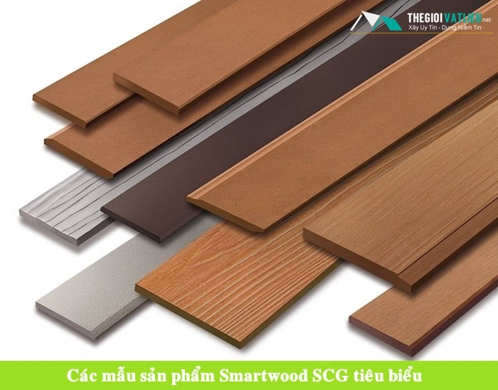 giá gỗ ốp tường scg smartwood