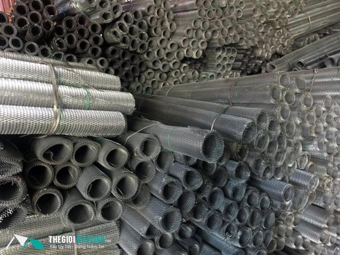 lưới thép tô tường