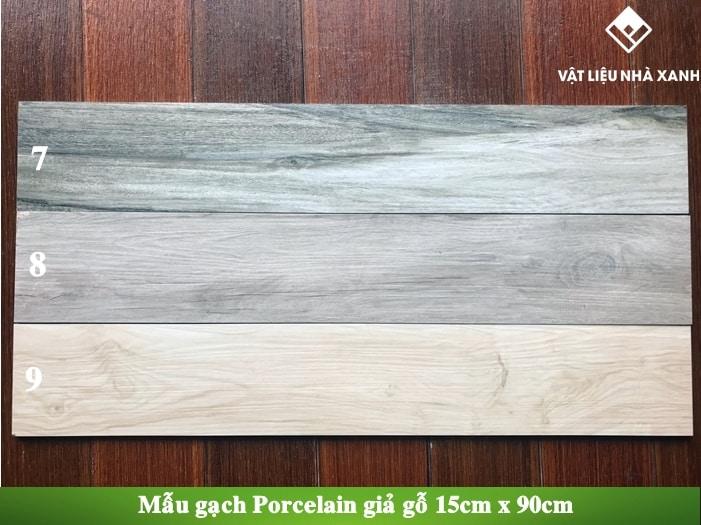 các mẫu gạch lát nền giả gỗ đẹp