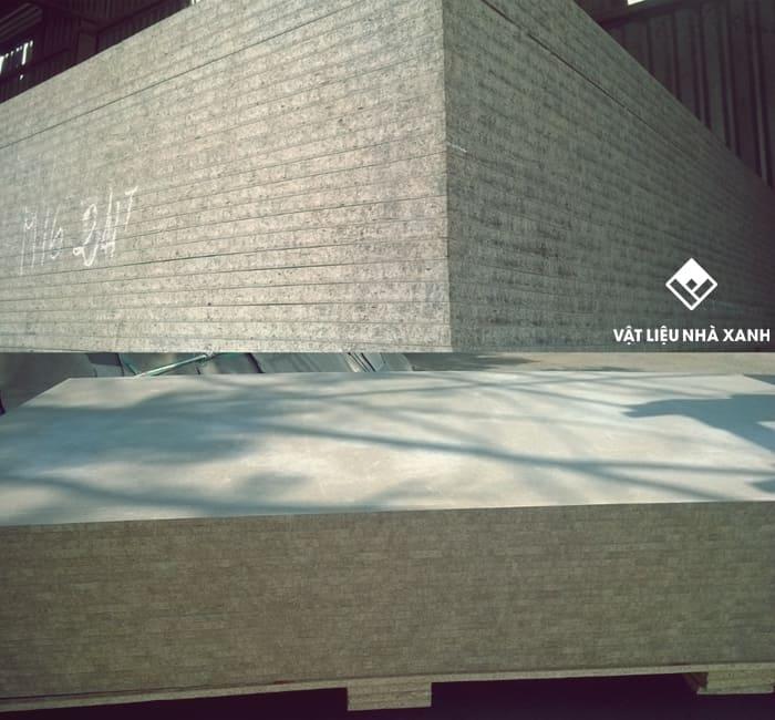 quy cách tấm cement board