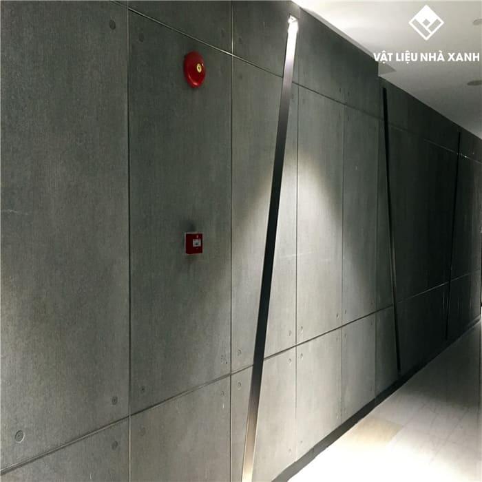 tấm vách ngăn cement board