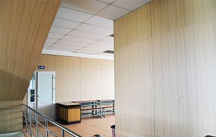Các ứng dụng của tấm nhựa ốp tường PVC