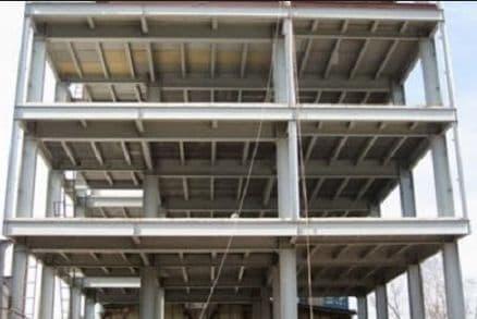 Thi công tấm cemboard cho nhà có kết cấu khung thép
