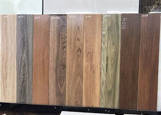 Tìm hiểu về gạch giả gỗ Trung Quốc