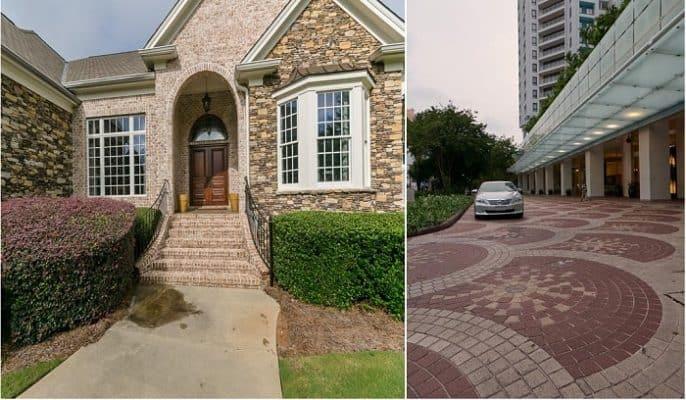 Keo dán gạch ngoài trời cho ngôi nhà thêm xinh