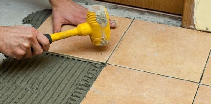 Keo dán gạch chống thấm ngày càng được ưa chuộng