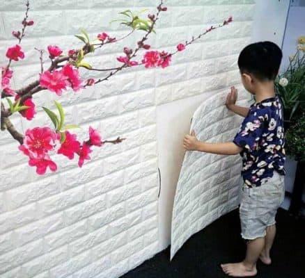 xốp dán tường giá rẻ tại thành phố Hồ Chí Minh