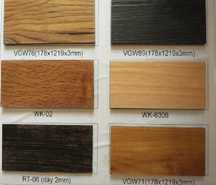 Tường gỗ giả gỗ