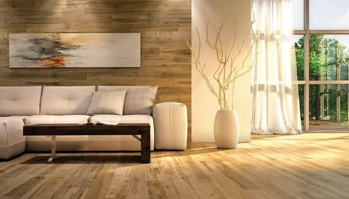 Sàn nhựa giả gỗ giá rẻ tại Vật Liệu Nhà Xanh