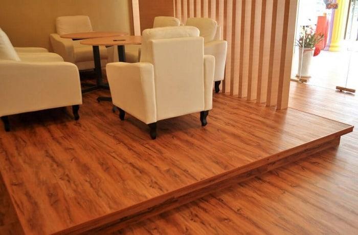 Vật Liệu Nhà Xanh là đơn vị cung cấp sàn nhựa giả gỗ