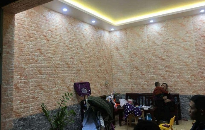 phân phối xốp dán tường chính hãng