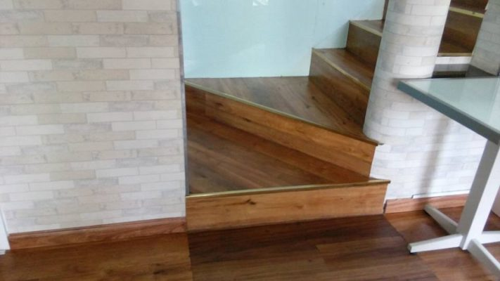 Sàn nhựa giả gỗ ở Vũng Tàu - Vật Liệu Nhà Xanh
