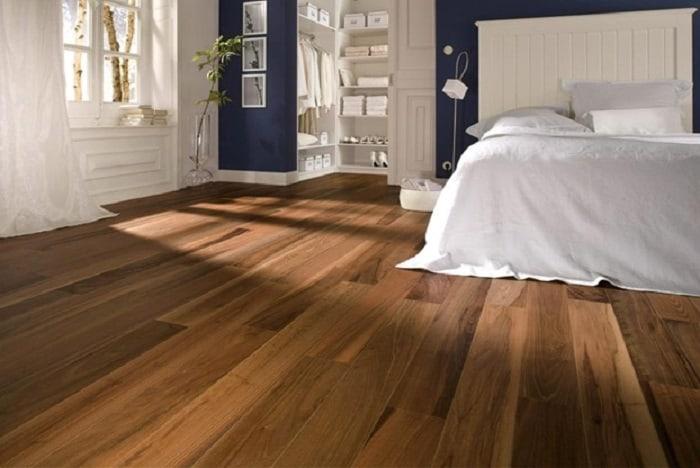 Sàn nhựa giả gỗ thân thiện với môi trường