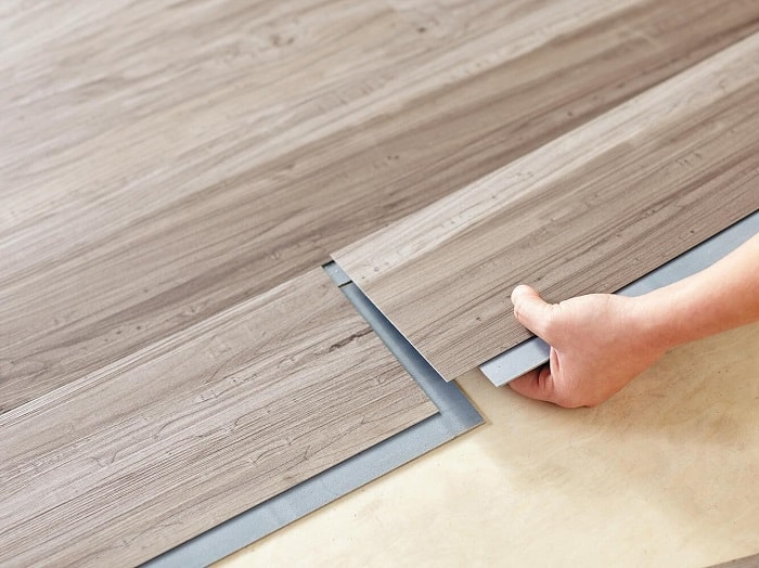 Sàn nhựa giả gỗ có cấu tạo như thế nào là đạt chuẩn