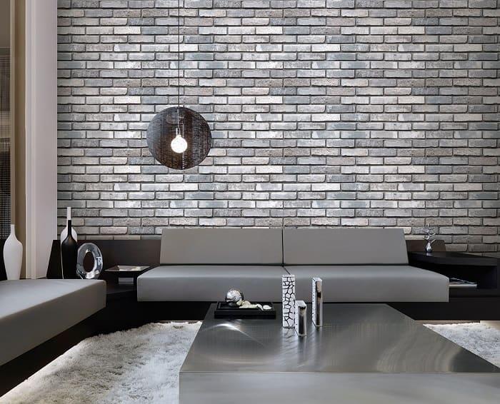Xốp dán tường 3D mang lại tính thẩm mỹ cho không gian thiết kế