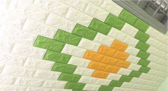 Nên mua xốp dán tường 3D ở đâu?