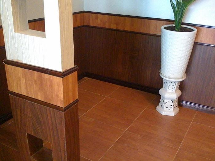 Lót sàn nhựa giả gỗ có bao nhiêu loại?
