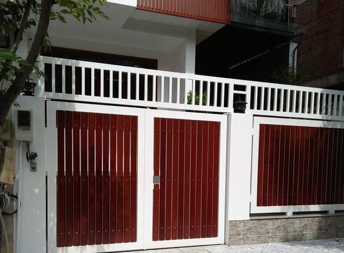 Cổng hàng rào gỗ Smartwood ngày càng được ưa chuộng