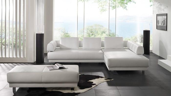 Các chi tiết thiết kế của một căn phòng tối giản