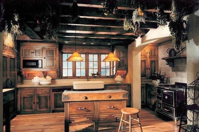 Một căn nhà được thiết kế theo phong cách Vintage độc đáo