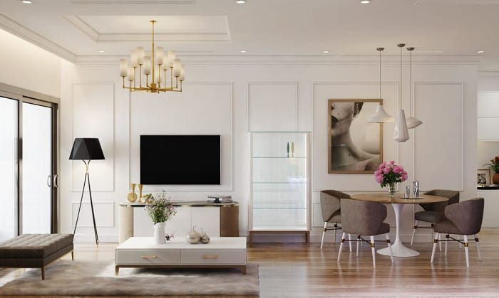 Bạn đã biết về phong cách nội thất tân cổ điển là gì chưa?
