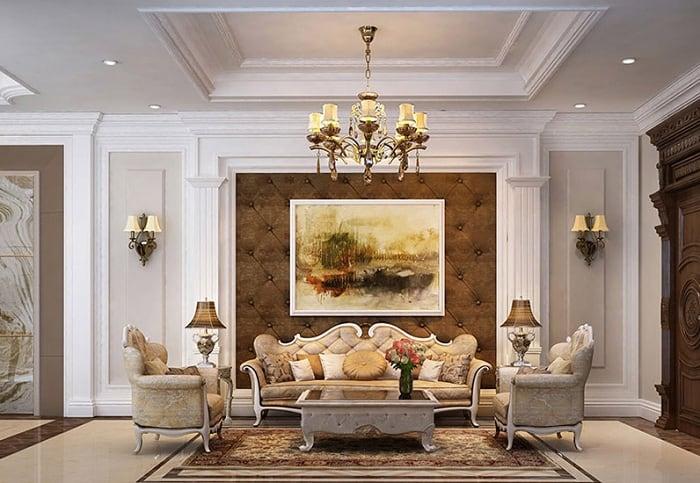 Phong cách nội thất cổ điển là gì