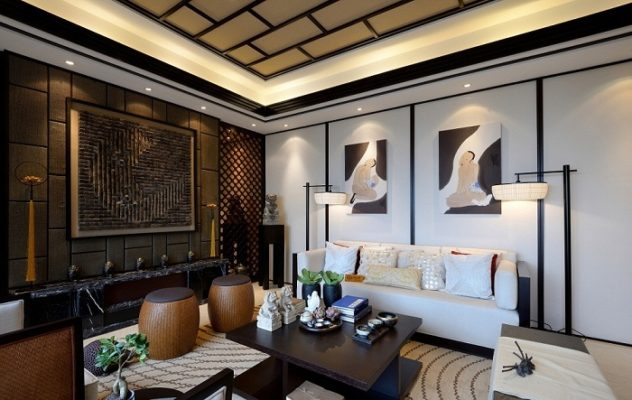 Vật Liệu Nhà Xanh cung cấp các loại vật liệu phong cách Á Đông