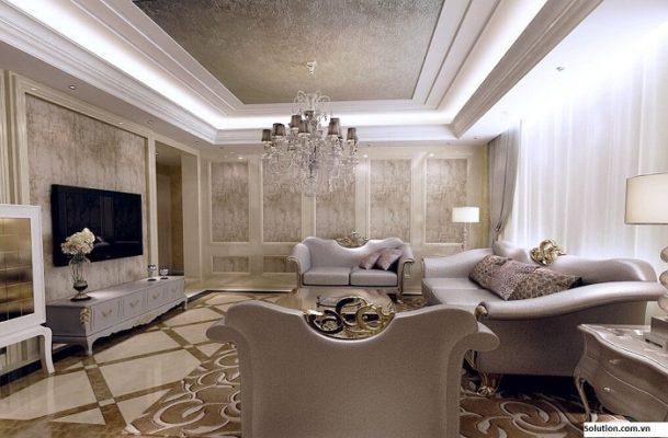 Khái niệm phong cách nội thất tân cổ điển là gì
