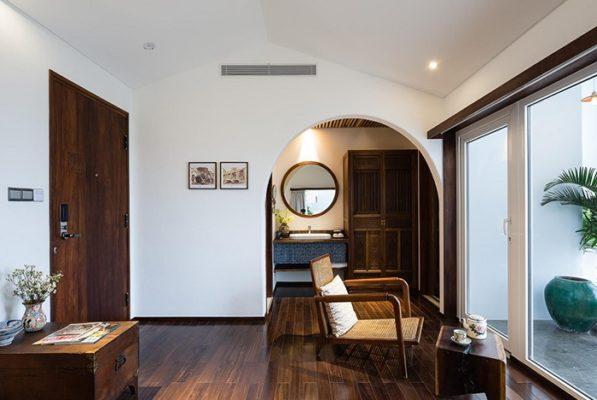 Phong cách nội thất Đông Dương