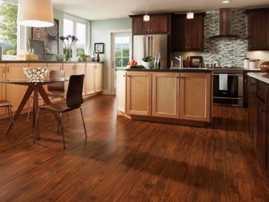 Sàn gỗ bị ngập nước phải làm sao để khắc phục?