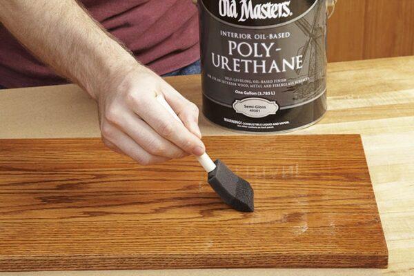 Cùng tìm hiểu sơn PU là gì và cách sơn ra sao cho đúng nhé