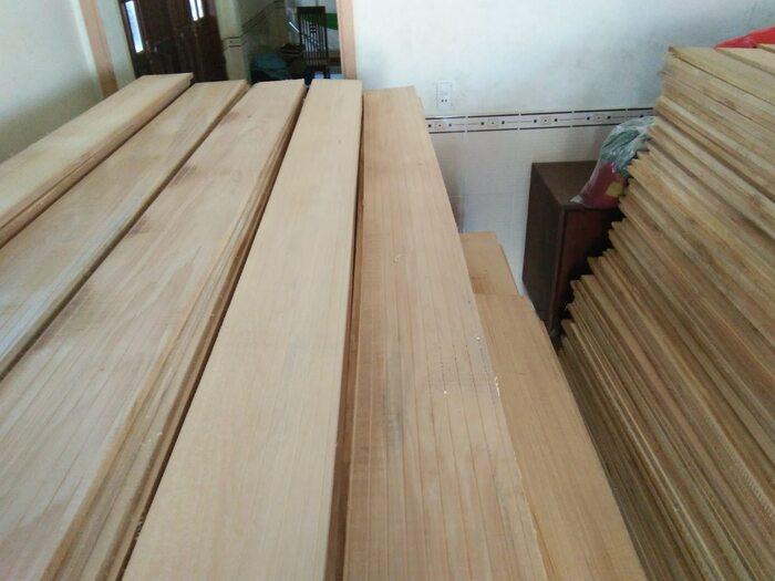 Bạn cần lựa chọn vị trí thoáng đãng để thực hiện hong phơi gỗ