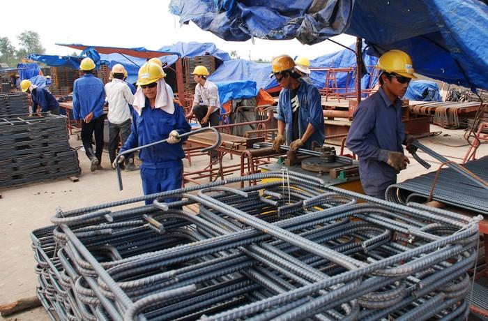 Khấu hao vật liệu xây dựng là tình trạng không thể tránh khỏi