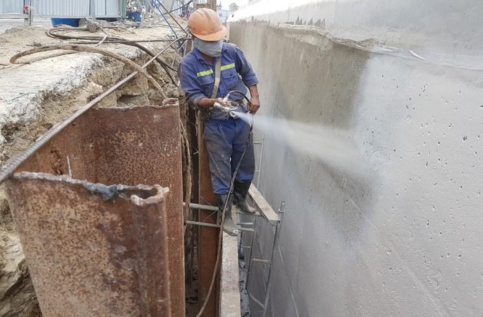 Tỷ lệ khấu hao vật liệu phụ thuộc vào đặc điểm công trình