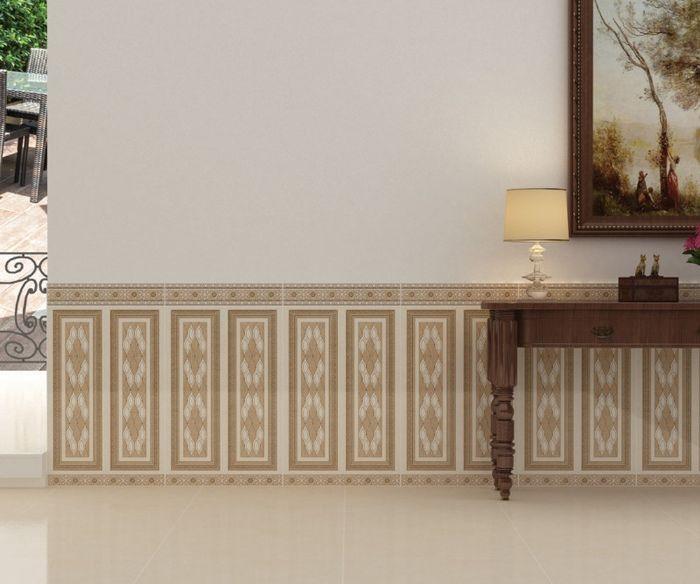 8 mẫu gạch ốp chân tường