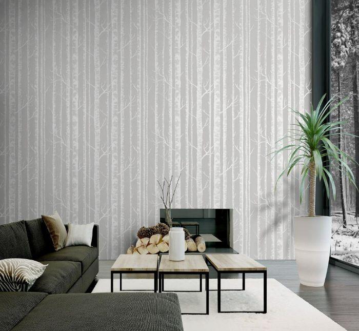 8 mẫu gạch ốp tường phòng khách