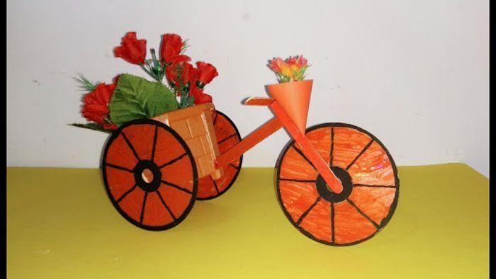 cách làm đồ chơi bằng các vật liệu đã qua sử dụng