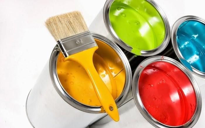 Chọn loại sơn chất lượng để đảm bảo màu sắc bền lâu