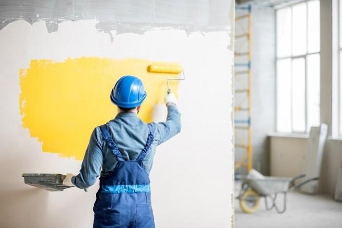 Dùng sơn không đảm bảo sẽ khiến tường nhà nhanh hỏng