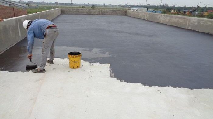 Sơn chống thấm bể nước hiệu quả
