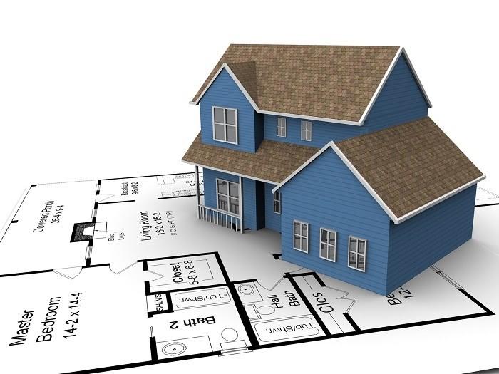 Tính định mức vật liệu xây dựng tùy theo diện tích nhà ở
