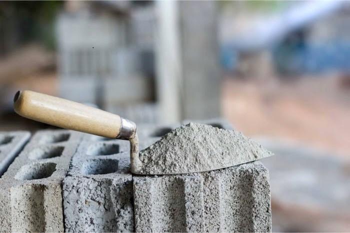 Xi măng chủ yếu được dùng trong xây dựng